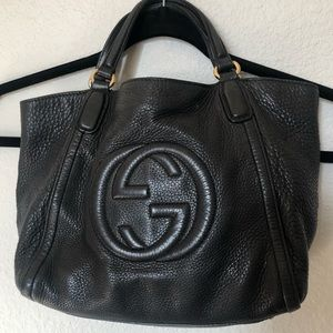 Gucci Soho large tote